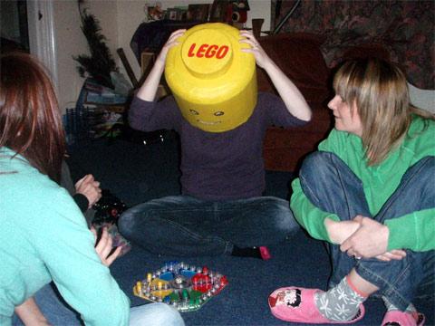 Micky Legohead